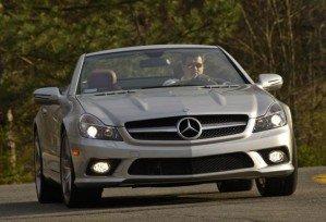 Mercedes-Benz SL Coupe 2009