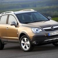 Opel Antara текущего поколения