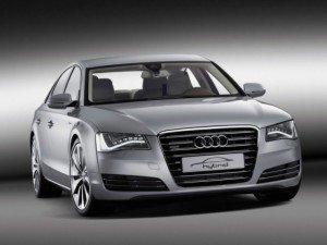 Audi A8 Hybrid 2010