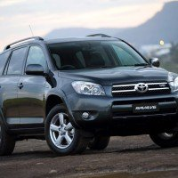 Toyota Rav4. Фото Toyota