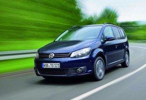 Volkswagen Touran. Фото Volkswagen