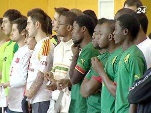 Турнир по мини-футболу между студентами-иностранцами