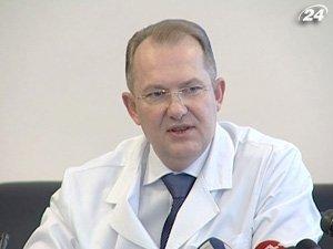 Главный государственный санитарный врач Сергей Рыженко