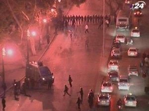 В Египте прошли акции протеста