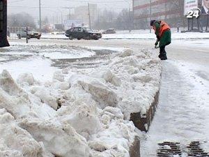 Синоптики предупреждают о похолодании, метелях и снегопадах.