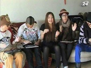 Китайская поп-группа Da Mai Mai