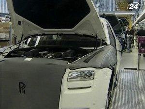 Роллс-Ройс - авто на все времена.