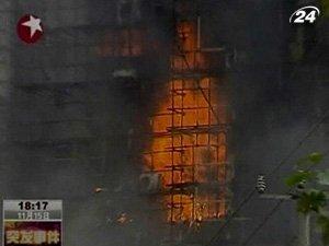 Пожар в небоскребе