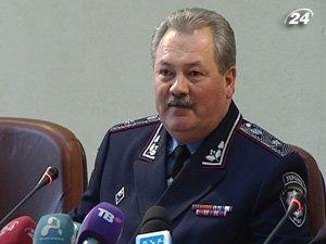 Начальник Государственного департамента ГАИ МВД Украины Валерий Лозовой