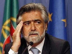 Министр иностранных дел Португалии Луиш Амаду