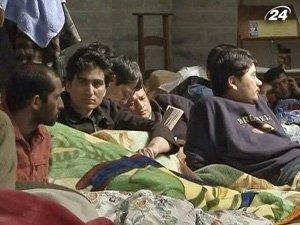 Греция просит ЕС защитить ее от нелегальных мигрантов