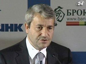 Министр промышленности и торговли Турции Нихат Эргюн