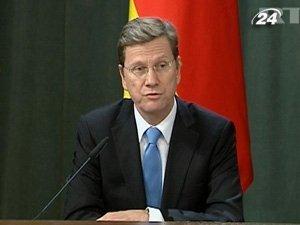 Глава МИД Германии Гидо Вестервелле