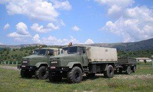 КрАЗ-5233ВЕ «Спецназ» (4х4)