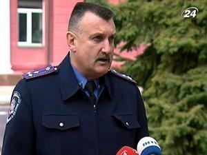 Заместитель начальника МВД Украины в АРК Николай Федорян