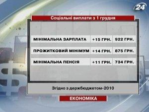 В Украине повышаются социальные выплаты