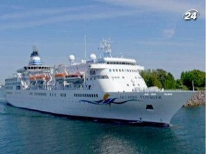 Круизное судно Delphin Voyage