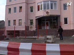 Подрыв памятника Сталину в Запорожье