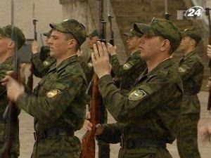 Россия сократила численность армии
