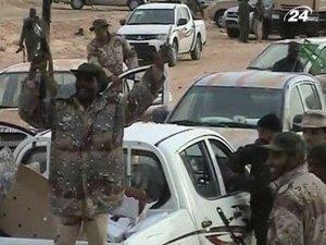 Каддафи обещает решающий бой за Мисрату