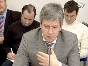 Директор юридического департамента НБУ Виктор Новиков