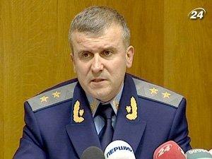 Главный военный прокурор центрального региона Украины Николай Голомша