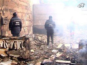 По факту пожара в санатории Хмельника возбудили уголовное дело
