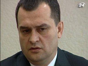Председатель ГПСУ Виталий Захарченко