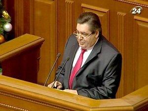Заместитель генпрокурора Украины Евгений Блажкивський