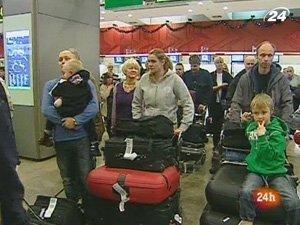 За забастовки авиадиспетчеров в Испании отменяют сотни авиарейсов