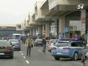 Из-за инцидента эвакуирован один из терминалов и задержали несколько рейсов