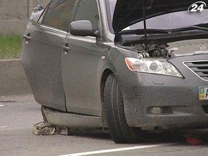 Водители смогут не вызывать сотрудников ГАИ при небольших ДТП