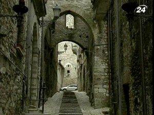 Итальянский город Нарни считают прототипом сказочной Нарнии