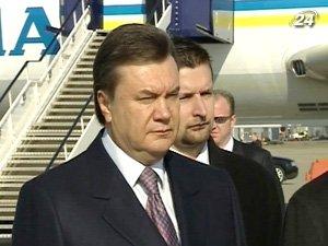 Сегодня я ветировал Налоговый кодекс, - Янукович