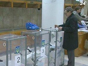 Украинцы продолжают выбирать
