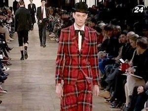 Дом моды Kenzo предложил поклонникам образ Шерлока Холмса