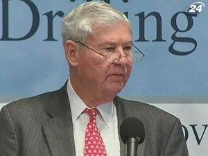 Сопредседатель комиссии по разливу нефти Боб Грэм