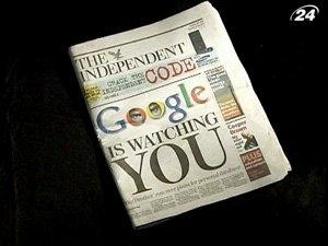 Google обвинили в шпионаже