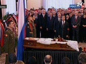 Россия прощается с Виктором Черномырдиным