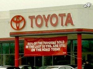 Toyota - лидер по отзыву авто среди автопроизводителей