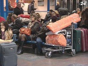 Украинцы бегут за границу