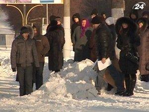 Во Львове за одну ночь выпала треть месячных осадков