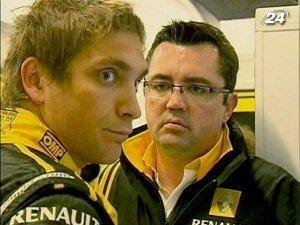 Петров у Формулі надовго