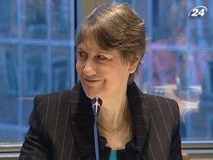 Администратор Программы развития ООН Элен Кларк
