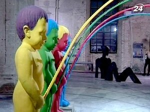 В экспозиции салона работы четырех десятков художников