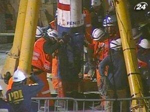 Операция по спасению шахтеров в Чили успешно завершился