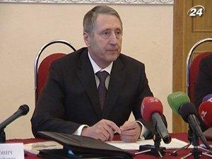 Первый заместитель министра обороны Украины Владимир Можаровский