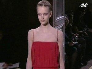 Дизайнеры Valentino представили воздушную элегантность