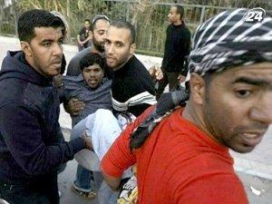 Число погибших во время массовых беспорядков в Ливии превысило 80 человек