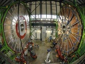 Ранее планировали запустить коллайдер в 2011 году